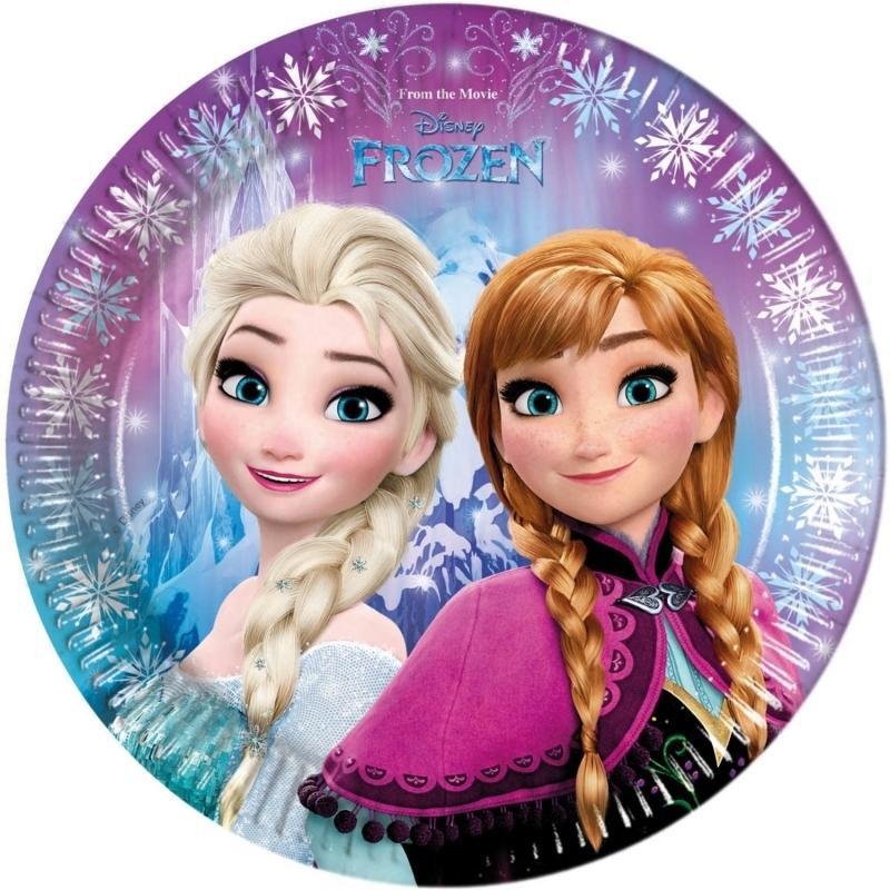 Disney Frozen / Die Eiskönigin Teller