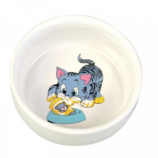 Keramikschale Cat