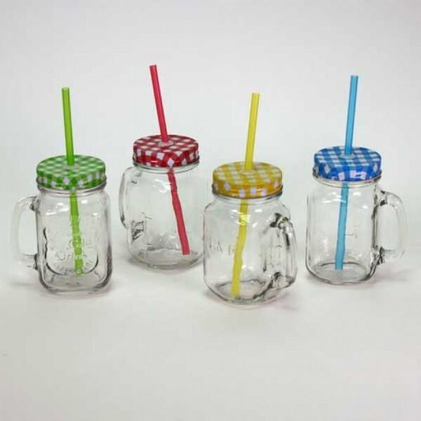 Trinkglas Summertime 4-er Set
