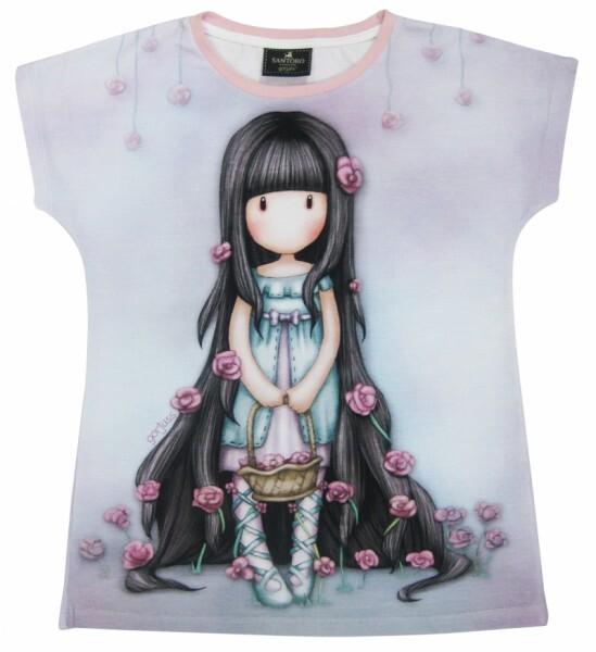Santoro T-Shirt Roses