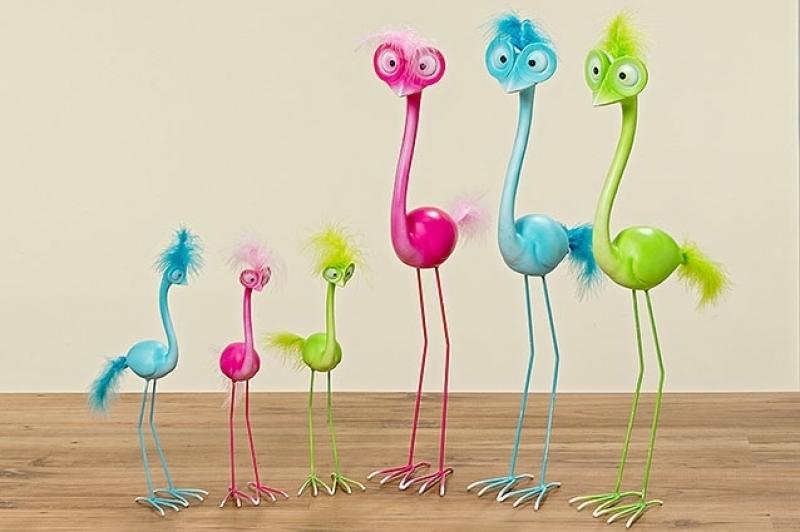 Flamingo Yona in 3 Farben