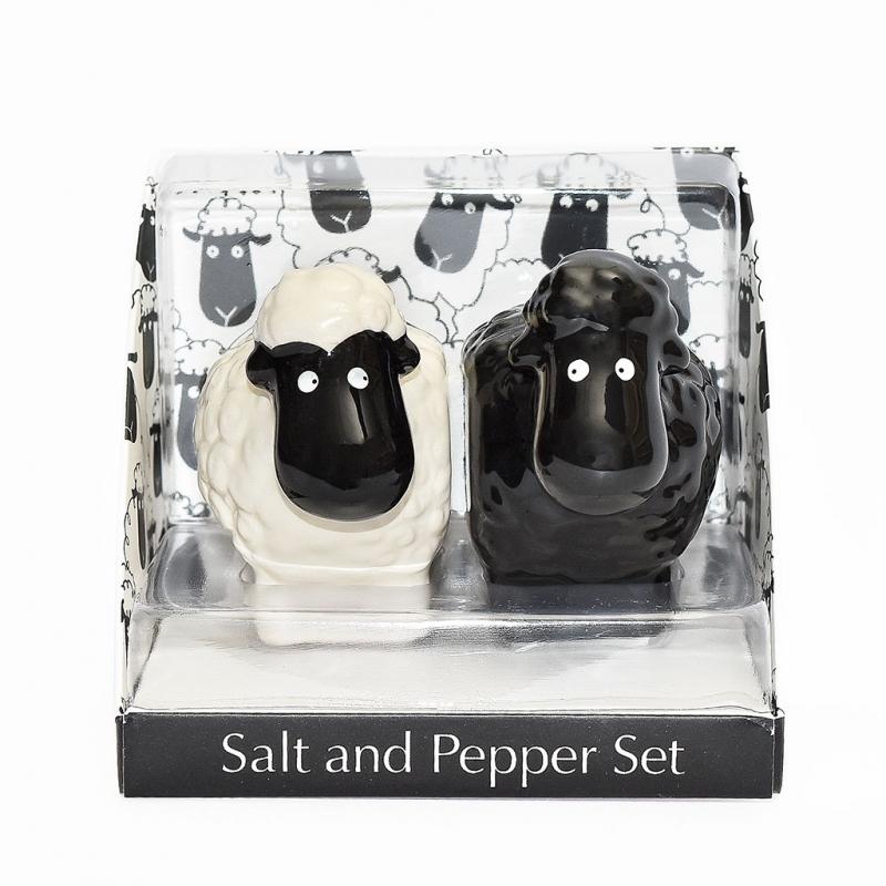 Black Sheep Salz & Pfefferstreuer Set